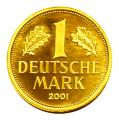 Goldmünzen BRD