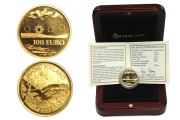 Goldmünzen Europa