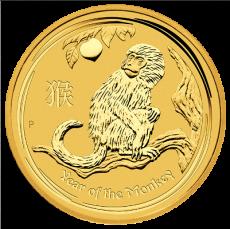 1/10 Oz. Australien - Affe 2016 (Lunar II)