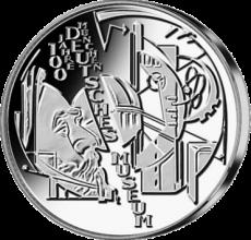 10 Euro - 100 Jahre Dt. Museum München (2003 - Spgl.)