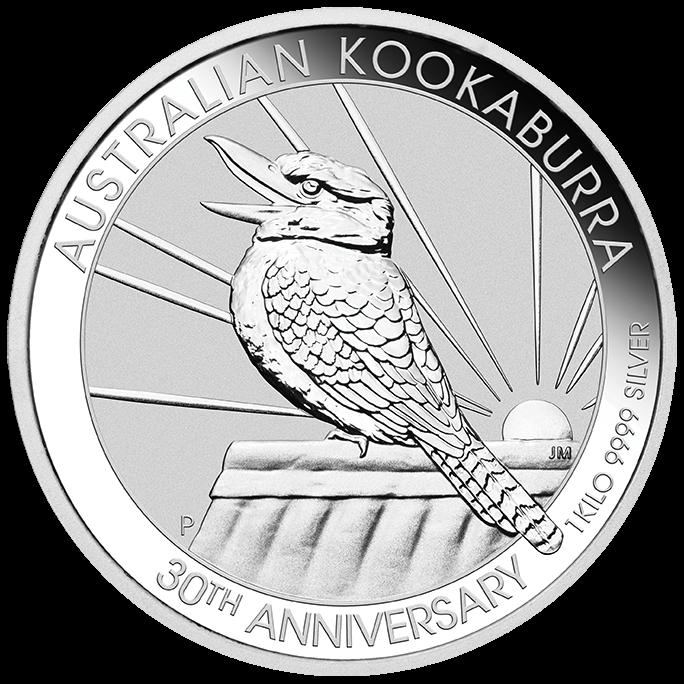 1 Kg Australien - Kookaburra 2020