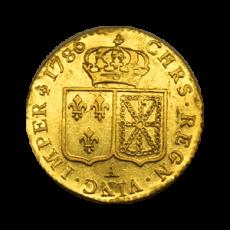 Frankreich - 1 Louis d´or  - Louis XVI 1786 -  A