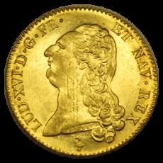 Frankreich - 2 Louis d´or - Louis XVI 1786 - A