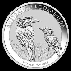 1 Kg Australien - Kookaburra 2017