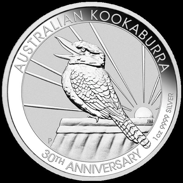 1 Oz. Australien - Kookaburra 2020