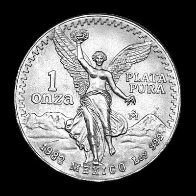 1 Oz. Mexiko - Libertad 1983