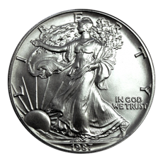 1 Oz. USA - American Eagle 1987
