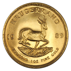 1 Oz. Süd-Afrika - Krügerrand 1989
