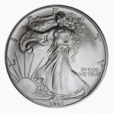 1 Oz. USA - American Eagle 1991