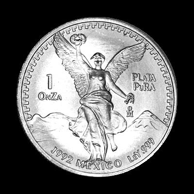 1 Oz. Mexiko - Libertad 1992