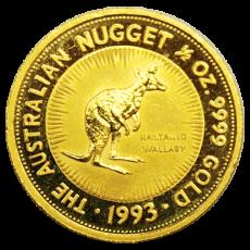 1/2 Oz. Australien - Nugget/Känguru 1993