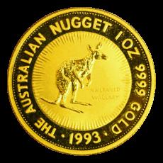 1 Oz. Australien - Nugget/Känguru 1993