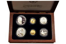 1993 Bill of Rights Commemorative Coins (6-Coin Set)