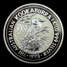 1 Kg Australien - Kookaburra 1993