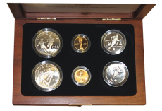 1994 World Cup USA Coins (6-Coin Set)