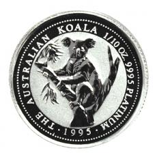 1/10 Oz. Australien - Koala 1995 - Platin