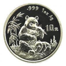 1 Oz. China - Panda 1996