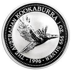1 Oz. Australien - Kookaburra 1996