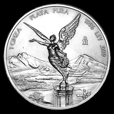 1 Oz. Mexiko - Libertad 1996