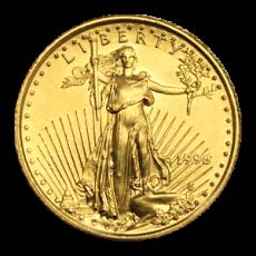 1/10 Oz. USA - American Eagle 1996