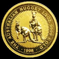 1/2 Oz. Australien - Nugget/Känguru 1998