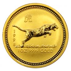 1 Oz. Australien - Tiger 1998 (Lunar I)