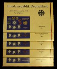 KMS 1998 (PP) A,D,F,G,J - komplett