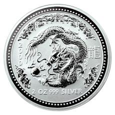 2 Oz. Australien - Drache 2000 (Lunar I)