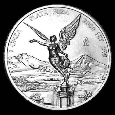 1 Oz. Mexiko - Libertad 2000