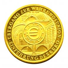 100 Euro BRD - Einführung d. Euro 2002  -  D
