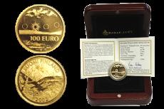 Finnland - 100 Euro 2002 - Mitternachtssonne