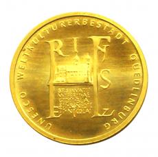 100 Euro BRD - Quedlinburg 2003  -  D