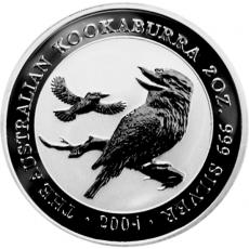 2 Oz. Australien - Kookaburra 2004