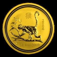 1 Oz. Australien - Affe 2004 (Lunar I)