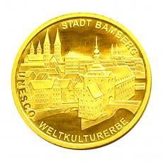 100 Euro BRD - Bamberg 2004  -  F