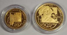 San Marino - 20 + 50 Euro 2004 - Marco Polo 750° Anniversario