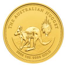 1 Oz. Australien - Nugget/Känguru 2005