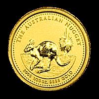 1/20 Oz. Australien - Nugget/Känguru 2005