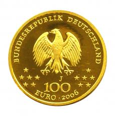 100 Euro BRD - Weimar 2006 - D