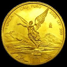 1 Oz. Mexiko - Libertad 2006