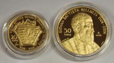 San Marino - 20 + 50 Euro 2006 - Giovani Battista Belluzzi
