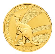 1/2 Oz. Australien - Nugget/Känguru 2007