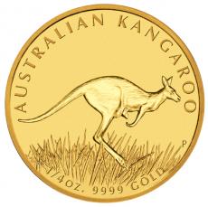 1/4 Oz. Australien - Nugget/Känguru 2008