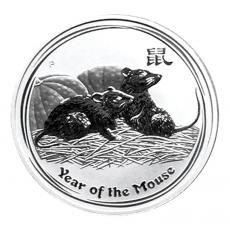 1 Oz. Australien - Maus 2008 (Lunar II)