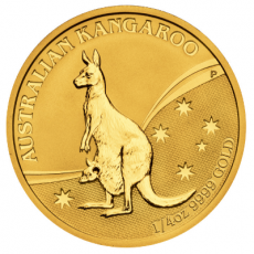 1/4 Oz. Australien - Nugget/Känguru (Versch. Jg)