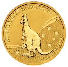 1/2 Oz. Australien - Nugget/Känguru 2009