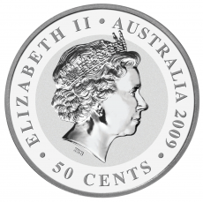 1/2 Oz. Australien - Koala 2009