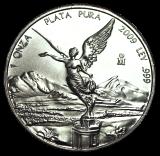 1 Oz. Mexiko - Libertad 2009