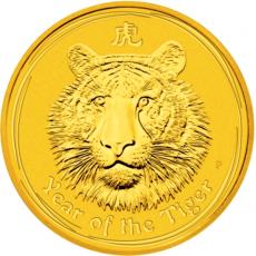 2 Oz. Australien - Tiger 2010 (Lunar II)