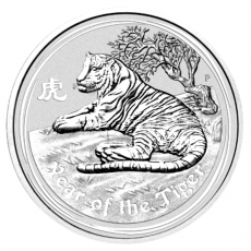 1 Oz. Australien - Tiger 2010 (Lunar II)